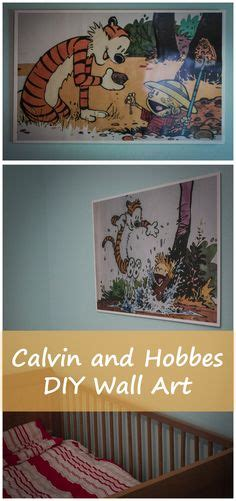 calvin and hobbes room calvin hobbes 10x a3 large poster laminated the posters and design