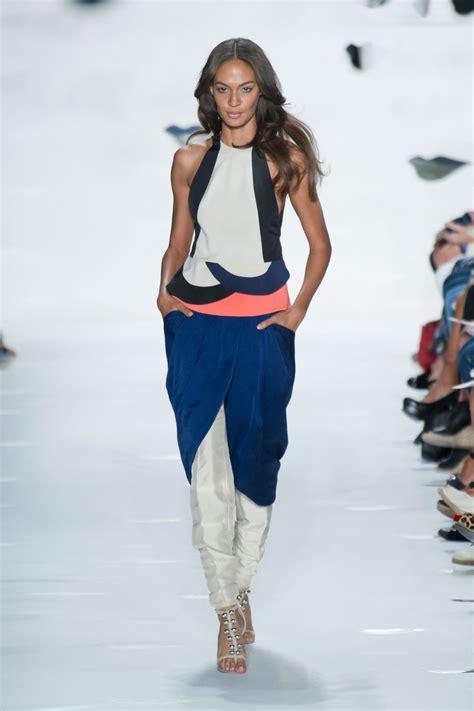 Diane Furstenberg Brings Influence To Nyc by Diane Furstenberg At New York Fashion Week 2013