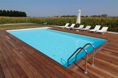 piscine da giardino esterne piscine interrate da giardino piscine da terrazzo e