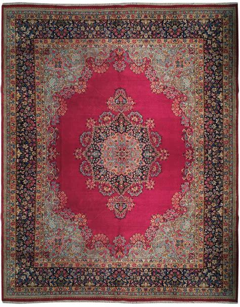 12x16 rug open field genuine 12x16 kerman rug iran