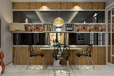 Dining Room And Kitchen Partition 3d Design Partition Living Room From Dining Room