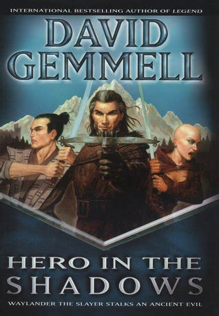 in the shadow of books in the shadows drenai saga 9 by david gemmell
