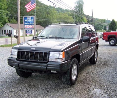 1998 jeep grand 5 9 1998 jeep grand 5 9 v8 limited zj