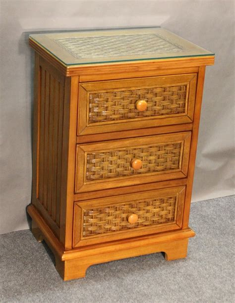 Wicker End Tables With Drawers all products jaetees wicker wicker furniture