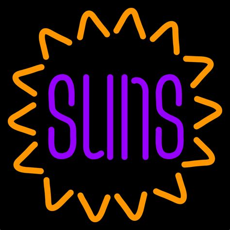 image gallery suns logo 2016 nba phoenix suns logo neon sign neon