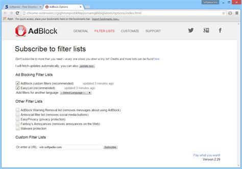 chrome extension adblock adblock for chrome download