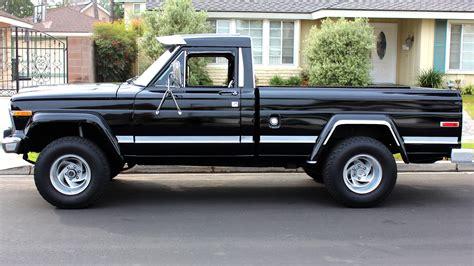 jeep truck 1980 1980 jeep j 10 pickup t85 anaheim 2013