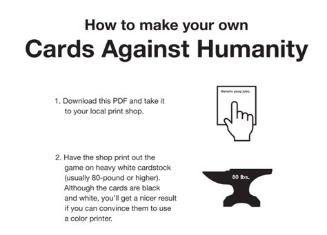 make your own cards against humanity ideas 3 unique business ideas worth millions