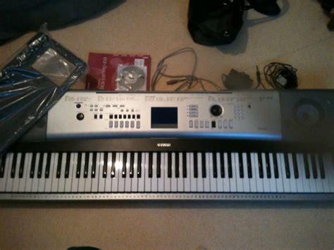 Keyboard Yamaha Dgx 530 yamaha dgx 530 image 517287 audiofanzine