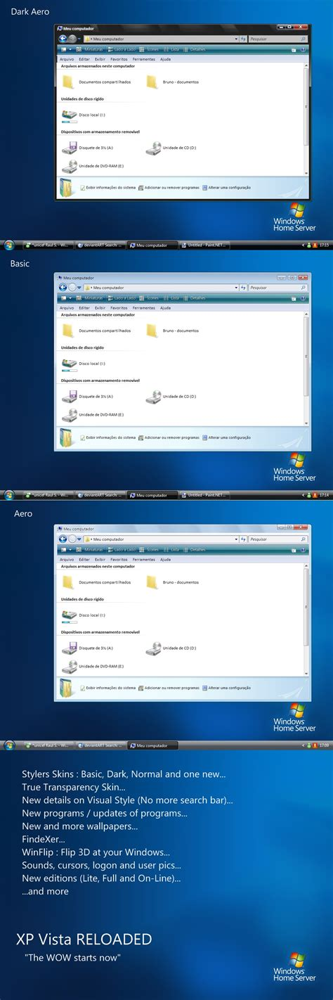 imperd 237 vel xpvista reloaded lite beta windowsnet