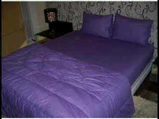 Bedcover Polos No 3 Single Size Rosewell Ungu Muda Ter Murah sprei polos pelangi bedcover kombinasi grosir murah