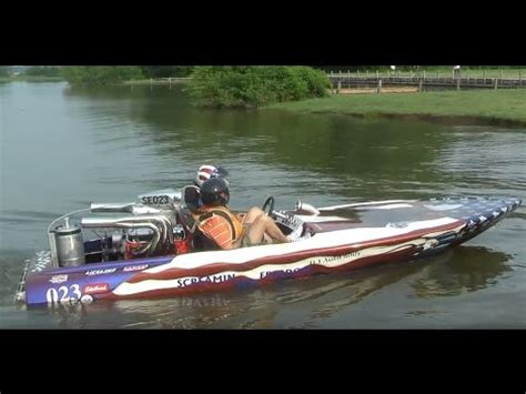 drag boats unlimited 650hp drag boat runs youtube