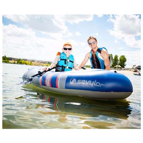 sevylor colossus 3 person inflatable boat sevylor colossus 2 person inflatable boat rafts w oars