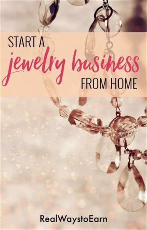 how to start jewelry at home 830 best images about home based business ideas on