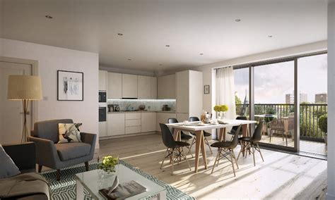 1 Bedroom Apartment Jewellery Quarter Birmingham Martin Co Birmingham Harborne 1 Bedroom Apartment For