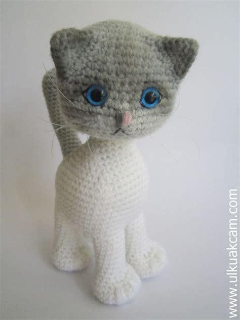 etsy cat pattern amigurumi jointed cat pattern amigurumi cat pattern and