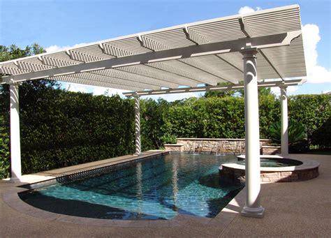 pool awnings design canvas pool awnings alabama screen enclosures awnings