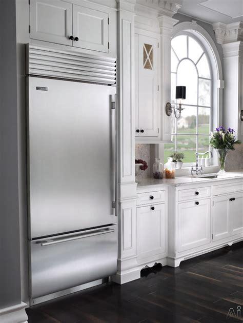 sub zero 36 inch kühlschrank sub zero bi36usth 36 quot built in bottom freezer refrigerator