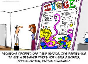 web design invoice cartoon your friend on the web diana