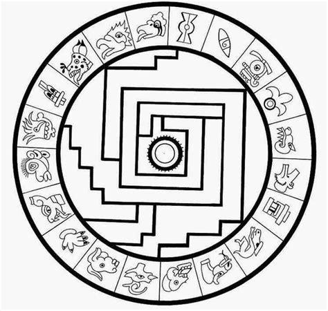 aztec coloring pages pdf indian aztec mandala coloring pages worksheet coloring home
