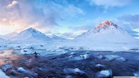 beautiful mountain scenery  hd desktop wallpaper