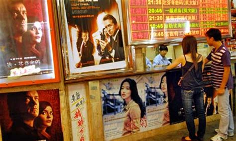 china us film china confirmed as world s largest film market outside us