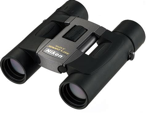 nikon travel light binoculars nikon sport lite 10x25 roof prism binoculars baa681aa