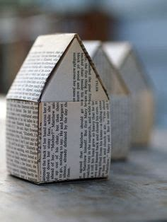 How To Make A Small Paper House - 1000 images about trend small houses on