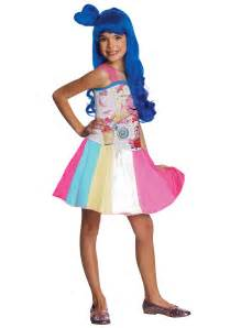 halloween costumes girls child katy perry candy costume
