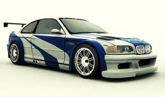 need for speed most wanted bmw m3 gtr 3d model jorge