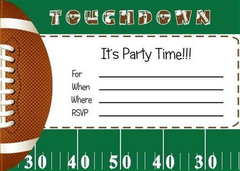 boys birthday invitations templates free free printable boys sports birthday invitations