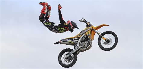 100 Motocross Stunts Freestyle Motocross How
