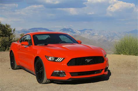 Ford Mustang 2015 Ecoboost by 2015 Ford Mustang Ecoboost Gets Active Sound Generator