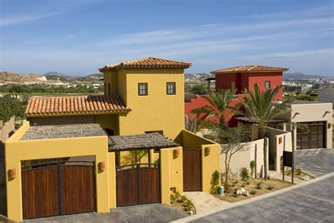 Mexican Houses by Club Cestre Los Cabos