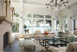 how to decorate a living room with large windows