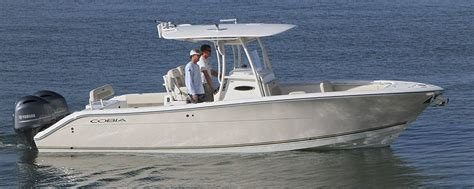 cobia boat pictures cobia 277 cc just right boats