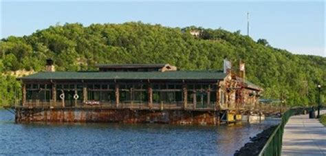 fish house branson white river fish house white river branson mo dockside restaurants on waymarking com