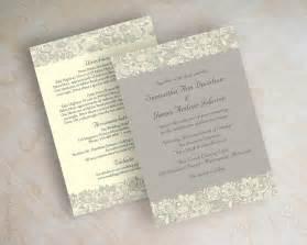 lace wedding invitation lace wedding invitation wedding invitations