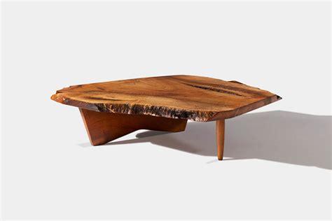 nakashima coffee table price conoid coffee table craftnow philadelphia