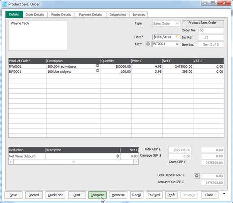 design invoice in sage sage 50 uk edi integration