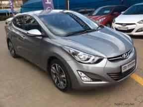 Picture Of Hyundai Elantra Used Hyundai Elantra 1 6 Premium Manual 2015 Elantra 1 6