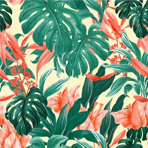 tropical pattern clothes https www behance net gallery 9876573 tropical pattern