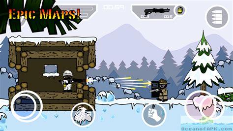 doodle apk gratis doodle army 2 mini militia unlocked apk free