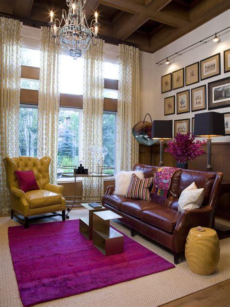 burgundy sofa home design ideas pictures remodel  decor