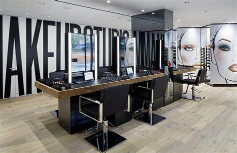 home designer interiors mac inside the brand new mac cosmetics studio store s magazine