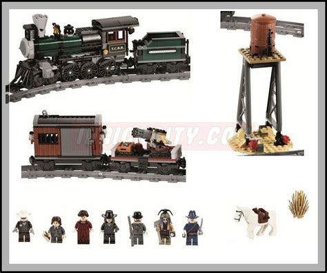 Toys Lego Lone Ranger Constitution 79111 constitution the lone ranger 6 lego 79111 pictures