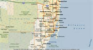 map of hialeah