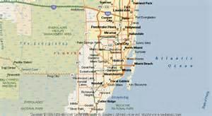 map hialeah florida map of hialeah
