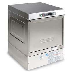 Dishwasher Drying Temperature Hobart Lxic 6 Low Temperature Undercounter Dishwasher With
