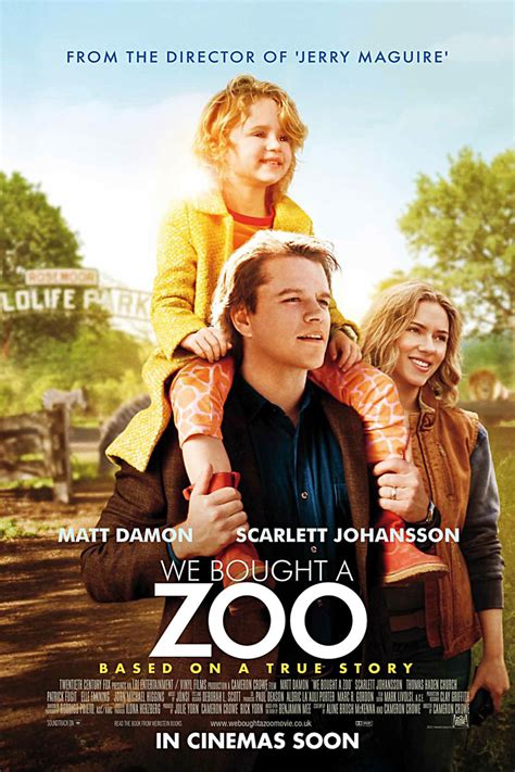 Ans To Be Released by We Bought A Zoo Dvd Release Date April 3 2012